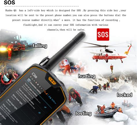 Runbo Q5 4g Ram 2gb Rom 16gb 13mp Lolipop Runbo H1 X6 F1 Xp7 runbo q5 4 5 inch 2gb ram 16gb rom android 5 1 4g lte nfc waterproof rugged smartphone