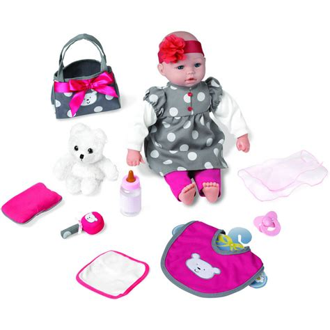 all baby dolls at walmart la newborn 15 quot all vinyl like quot tear quot baby doll