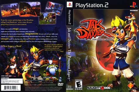 jak  daxter  precursor legacy playstation  videogamex