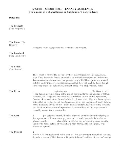 contract for buying a house template 17 house rental agreement templates free sle exle format download free