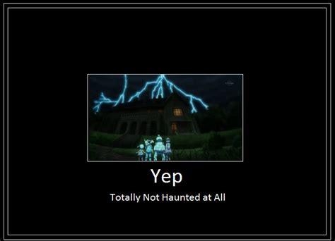 Haunted House Meme - ash haunted house meme 3 by 42dannybob on deviantart
