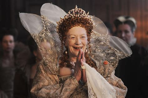film queen elizabeth vanessa redgrave as queen elizabeth i in anonymous 2011