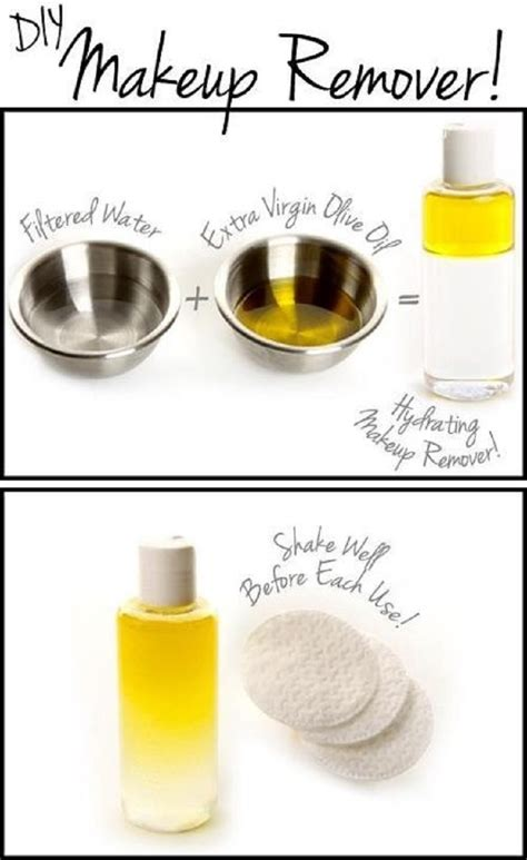diy makeup remover top 10 diy coconut products top inspired
