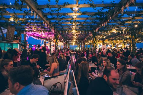 on the roof venue of the month pergola on the roof evolve events