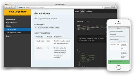 rest api documentation template slate static api documentation generator the culture of