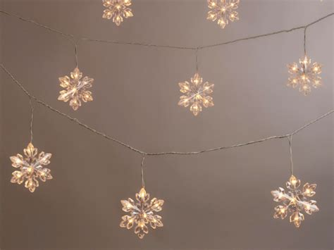 image gallery snowflake lights