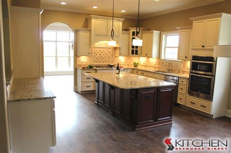 Cheap Ready To Assemble Kitchen Cabinets by Beautiful Kitchen Made Of All Ready To Assemble Cabinets