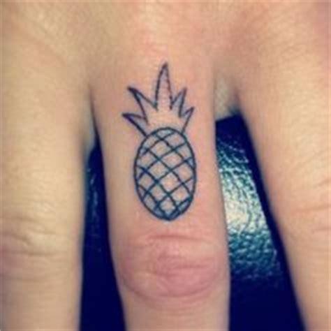 spongebob mom tattoo pineapple search new hair