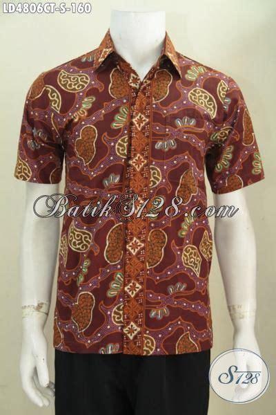 Kemeja Orions Modis Keren kemeja batik paling keren saat ini baju batik cowok motif terbaru modis dan gaul proses cap
