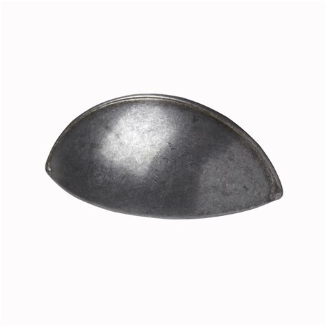 wilko shell handle pewter at wilko