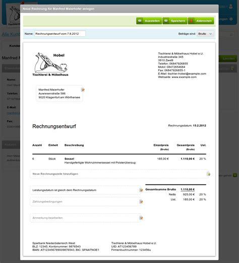 Vorlage Rechnung Zu Erstellen Rechnung Schreiben Leicht Gemacht Allesfirma At