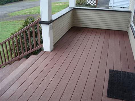 Trex Porch Flooring trex porch flooring gurus floor
