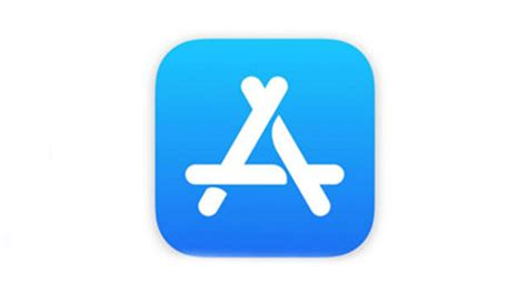 app store new app store logo ditches traditional tools