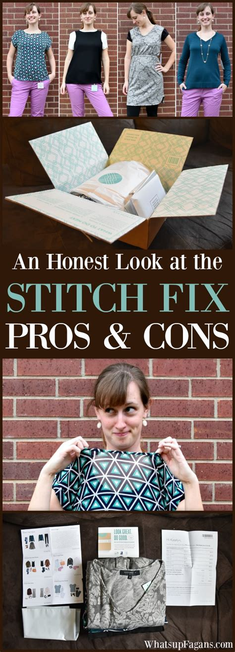 pros and cons of fixing a an honest look at the stitch fix pros and cons