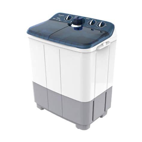 Mesin Cuci Panasonic 2 Tabung 9 Kg jual panasonic na w97bc1 mesin cuci biru 9 kg harga kualitas terjamin