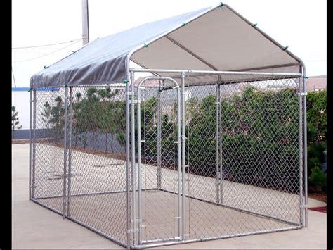 garage dog kennel outside dog kennels quickgarage com