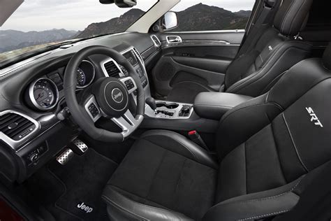jeep cars inside jeep grand cherokee srt8 performance suv delayed photos