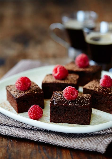 chocolate raspberry recipes chocolate raspberry brownies recipe dishmaps