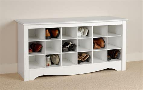 prepac shoe storage cubbie bench prepac sonoma white shoe storage cubbie bench beyond stores
