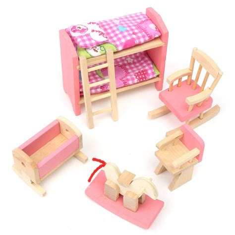 cheap wooden dolls house furniture online get cheap dollhouse furniture aliexpress com alibaba group