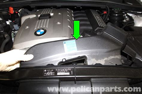 on board diagnostic system 2006 bmw 750 electronic valve timing bmw e90 alternator replacement e91 e92 e93 pelican parts diy maintenance article