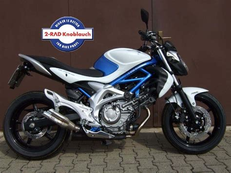 Motorrad Suzuki Gladius by Umbau Gladius Sfv 650 Abs Motorrad Fotos Motorrad Bilder