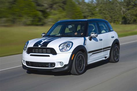 cute cars fiat cabrio and mini all4 countryman the car family