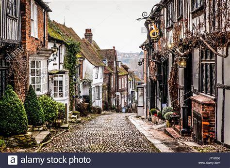 houses to buy in rye rye united kingdom january 21 2017 pretty tudor half