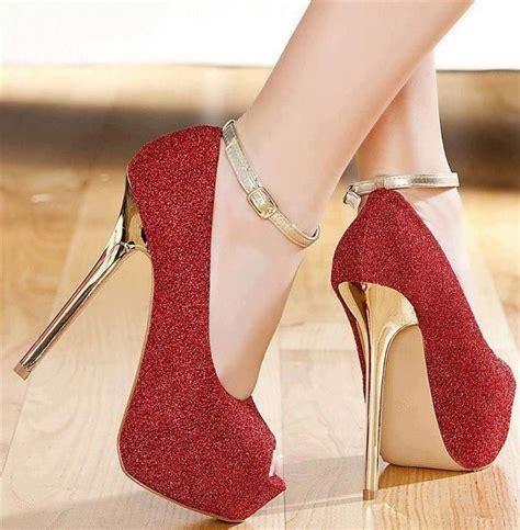 gorgeous high heels beautiful and gold high heels best foot forward