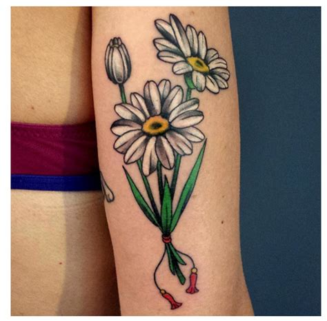 tattoo flower daisy daisy tattoos tattoo designs tattoo pictures page 4