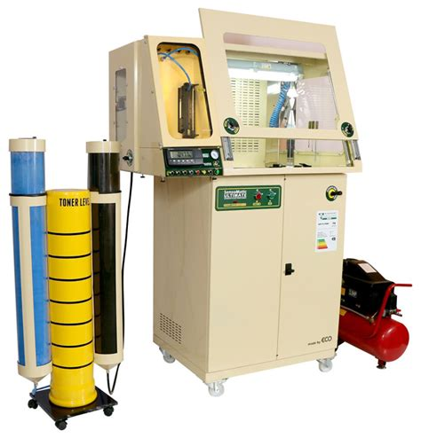 Toner Ultima mis sensomatic ultimate toner refilling machine mis computer