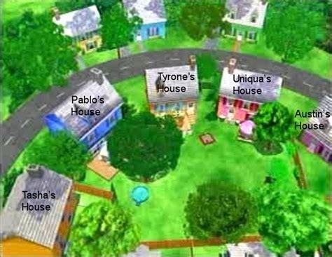 Backyardigans Houses Backyardigans Fan March 2007