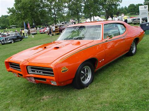 Pontiac The Judge Pontiac Gto Judge Ram Air Iii High Resolution Image 1 Of 6