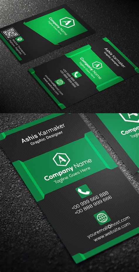 era business card template corporate business card psd templates design graphic