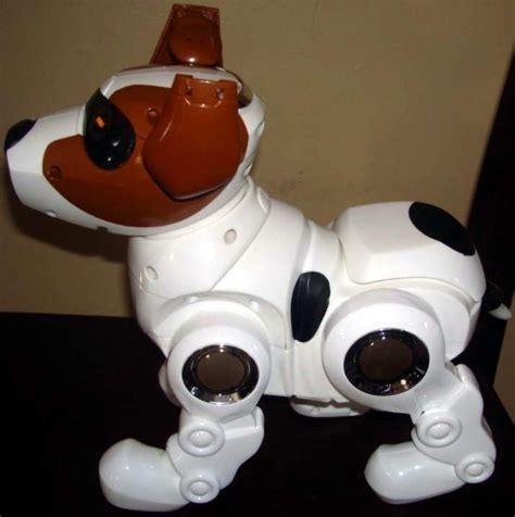 robotic puppy tekno the robotic puppy the robot s web site