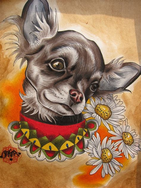 wawa tattoo 62 best images about chihuahua s on print