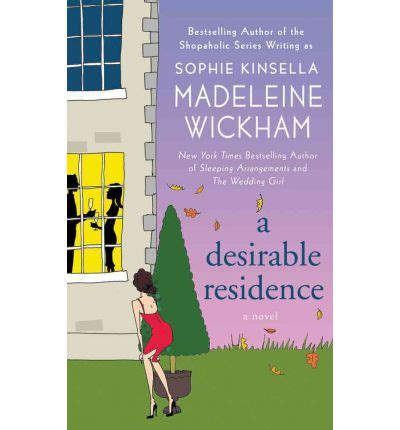 a desirable residence madeleine wickham 9781250003249