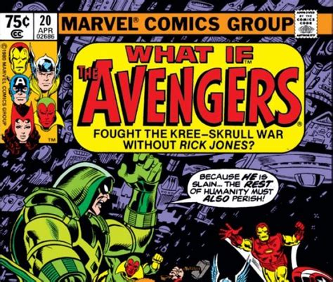 what are comics what if 1977 20 comics marvel