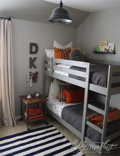 small boys room a little boy room holly mathis interiors