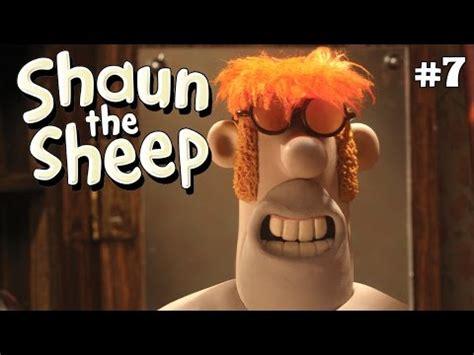 film kartun shaun the sheep terbaru video kartun lucu shaun the sheep salah ambil hair