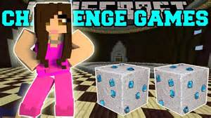 Popularmmos pat and jen minecraft girl challenge games fortunate block