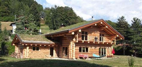 Construction En Rondin by Construire Sa Maison En Rondin De Bois Fuste