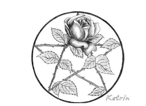 doodle pentagram pentacle by allcinna on deviantart