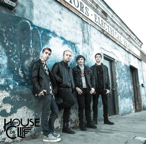 the band house the house on cliff named band of the year the house on cliff prlog