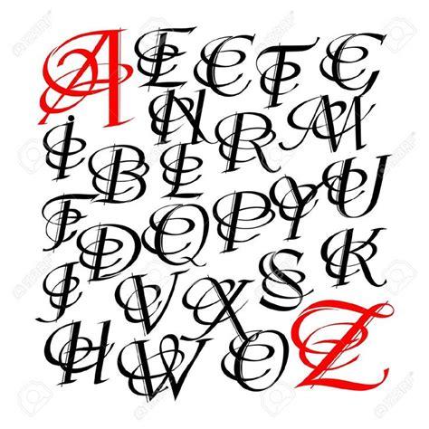 kalligrafie alfabet - Google zoeken - Kalligrafie ... D Alphabet Design