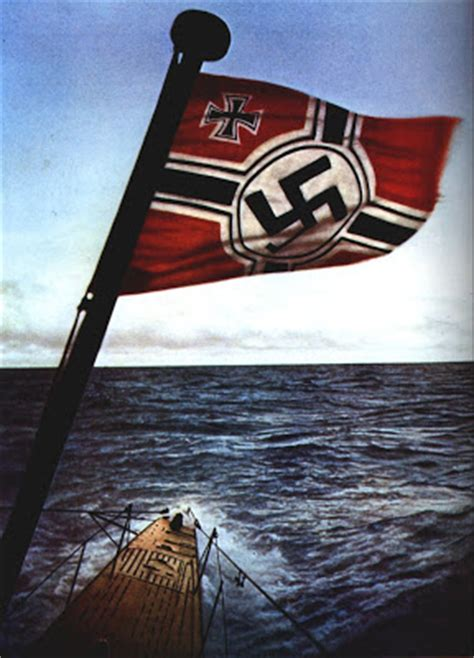 u boat flags the third reichsblog nazi standards fall with germany