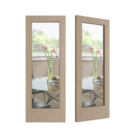 Rear Entry Doors With Glass Clear Glass Entry Doors Essentials Exterior Rear Door With Height Clear Glass Next Day