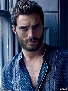 50 shades of gray chest hair scene jamie dornan admits fear of being murdered by obsessive