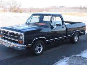 image gallery 87 dodge d100