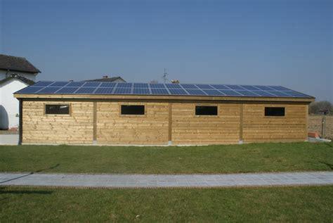 zonnepanelen op tuinhuis realisaties zonnecarports nlab